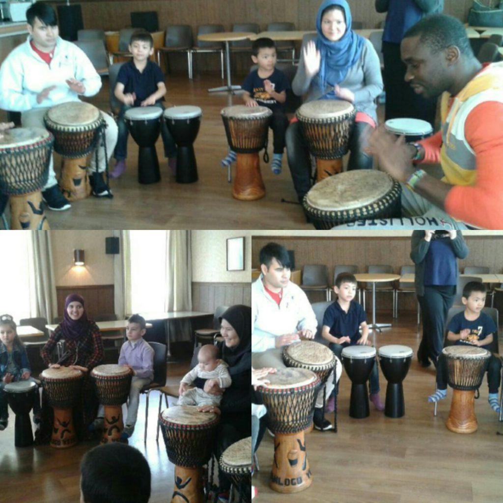 Workshop at Kaskinen